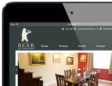 The Bear at Hodnet
